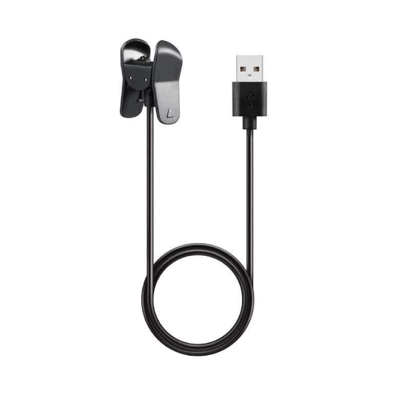USB Clip Charger Data Charging Cable For Garmin Vivosmart 3 Activity Tracker