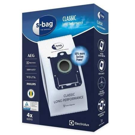 ELECTROLUX dammsugare | s bag®